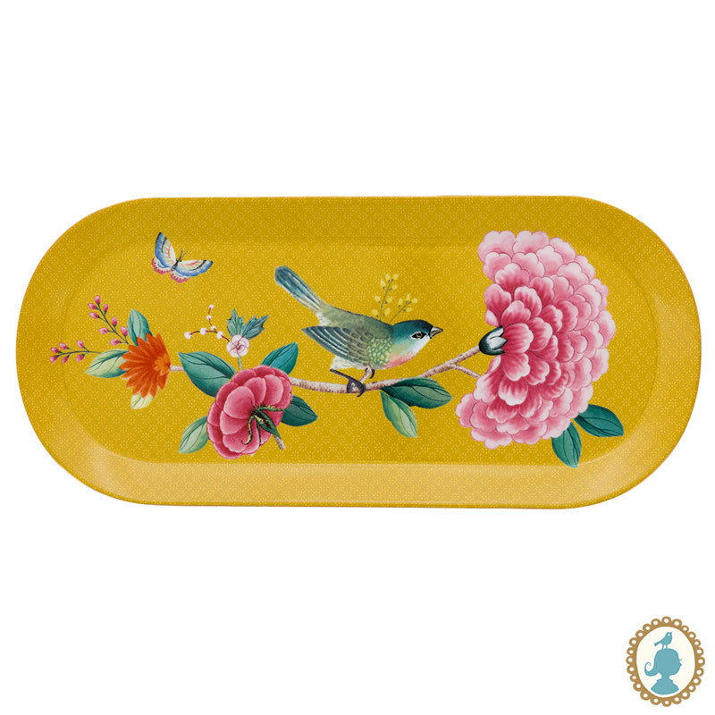 Travessa Amarelo Blushing Birds Pip Studio