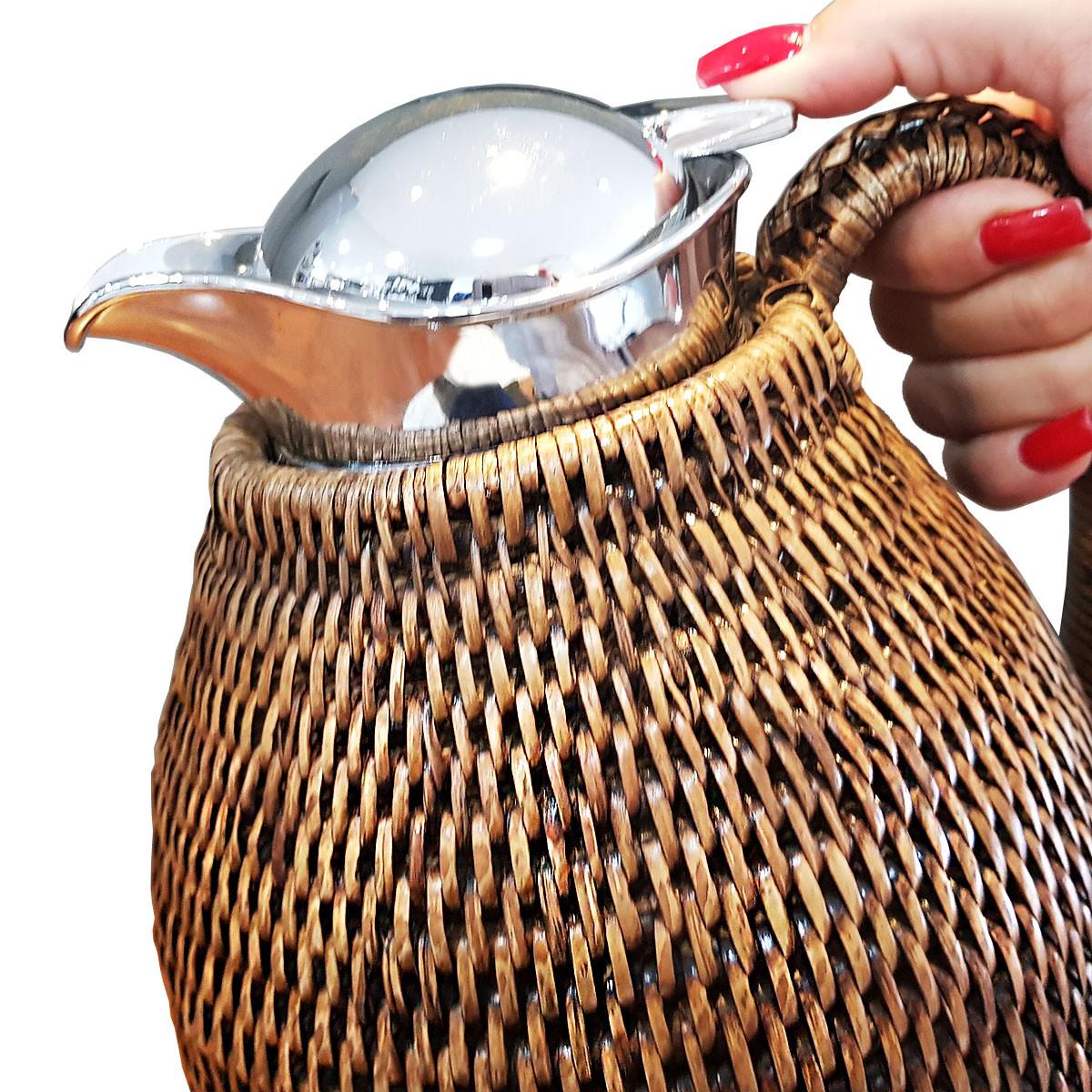 Garrafa Térmica Laia Antique Rattan 1 L