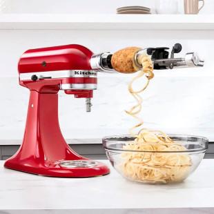 Espiralizador De Frutas e Legumes Para Stand Mixer Kitchenaid