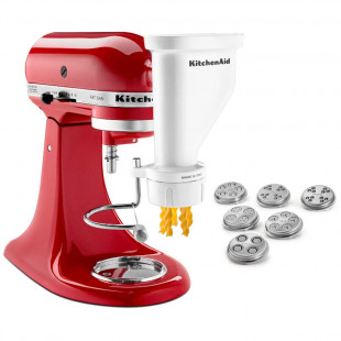 Set Pasta Press Para Batedeira Stand Mixer KitchenAid