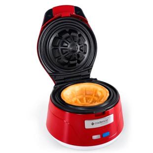 Máquina De Waffle Bowl Cadence