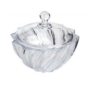 Bomboniere De Cristal Scallop Bohemia