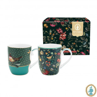 Conjunto 2 Canecas Pequenas Winter Wonderland Pip Studio