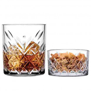 Conjunto 3 Peças para Whisky Timeless Pasabahçe