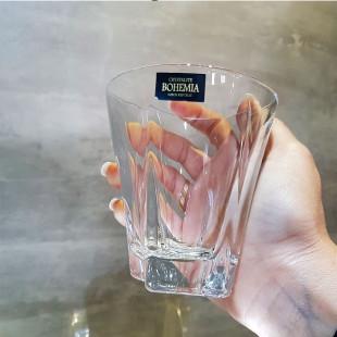 Jogo De Copos Whisky Cristal Bohemia Laguna