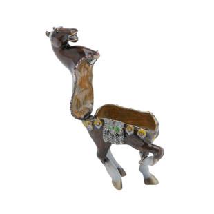 Mini Porta Joias Cavalo