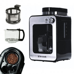 Máquina De Café Gourmet Le Cook Preta 127V