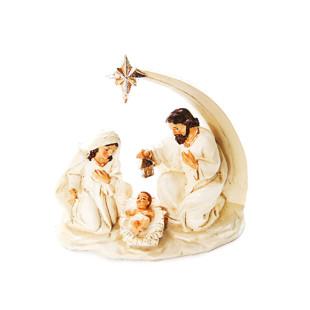 Família Sagrada De Resina
