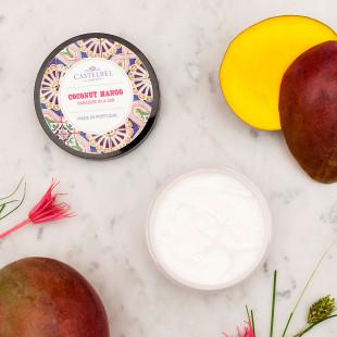 Hidratante Corporal Smoothie Coconut Mango Castelbel