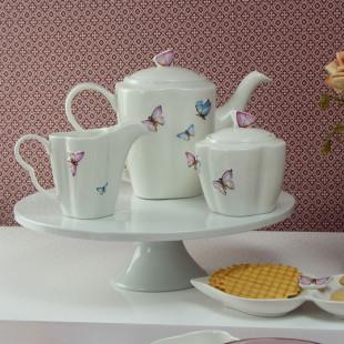 Aparelho Para Cafe Borboleta 3 peças