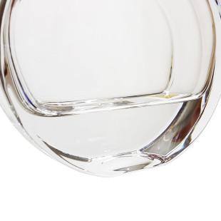 Garrafa de cristal para uísque da Bohemia