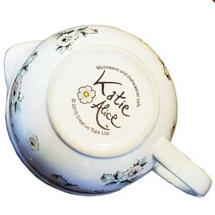 Cremeira de Cerâmica Flower Katie Alice