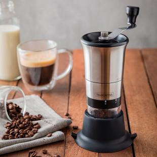 Moedor Para Café Realce Aço Inox Tramontina