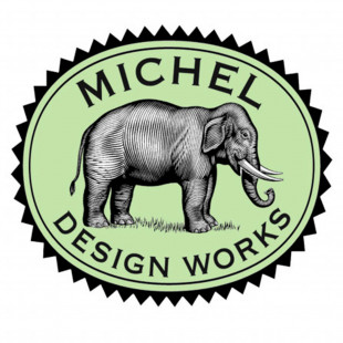 Saboneteira De Vidro Lemon Basil Michel Design Works