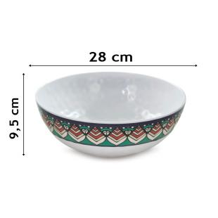 Saladeira De Melamina Manish