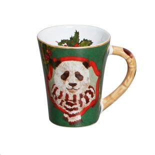 Jogo 4 Canecas Christmas Bears Maison Blanche