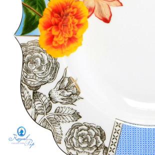 Prato De Sobremesa Royal Pip Design