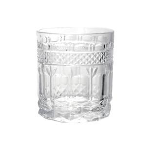 Jogo 6 Copos De Vidro Transparente Brand 290ml