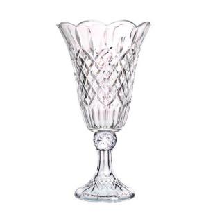 Vaso De Cristal Moderna L´Hermitage