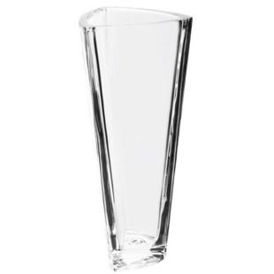 Vaso De Cristal Triangle Bohemia