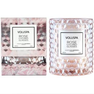 Vela Copo Cloche Rose Colored Glasses Voluspa 55H