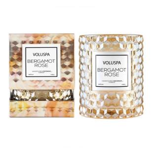 Vela Copo Redoma Bergamot Rose Voluspa 55H