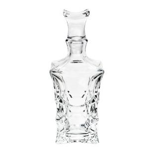 Garrafa De Cristal Bohemia X Lady 700ml