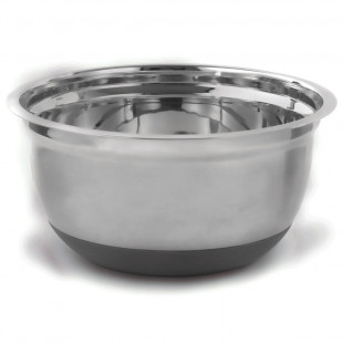 Bowl Culinário Inox Base Silicone G