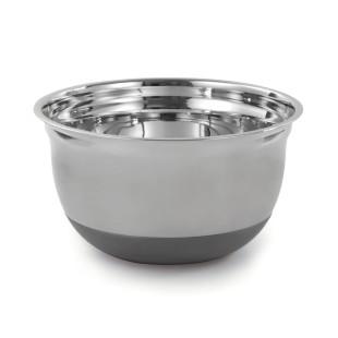 Bowl Culinário Inox Base Silicone P