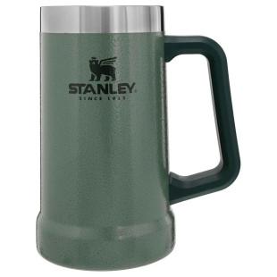 Caneca Térmica De Cerveja Green Stanley 709 Ml