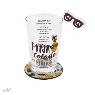Conjunto Drink Pina Descolada Uatt?