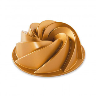 Forma Para Bolo Nordic Ware Heritage Pan Maria Da Paz 22 Cm