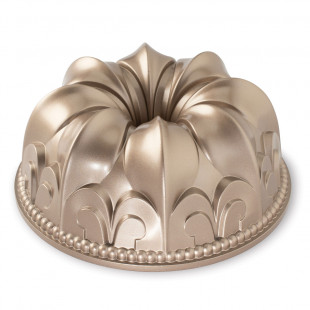 Forma Para Bolo Nordic Ware Fleur De Lis