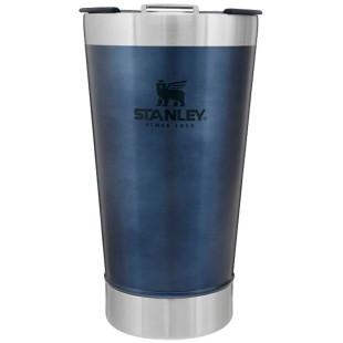 Copo Térmico Para Cerveja Stanley Pint Inox Com Abridor Nightfall 473 Ml