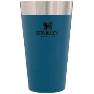 Copo Térmico Stanley Beer Pint Azul 473 Ml
