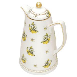 Garrafa Térmica De Porcelana Lemon Wolff
