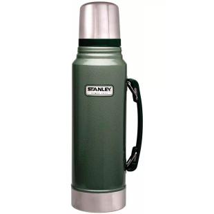 Garrafa Térmica Stanley Classic 1L Legendary Green Original