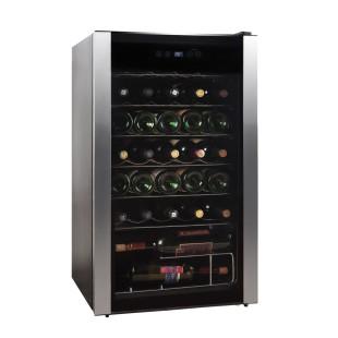 Adega De Vinhos Com Compressor 34 Garrafas Easy Cooler 127V