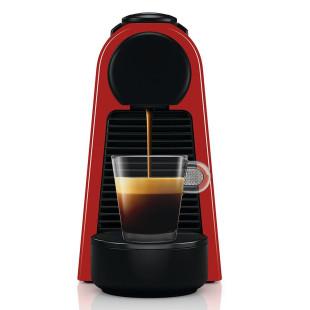 Cafeteira Nespresso Essenza Mini Vermelho Rubi 110V