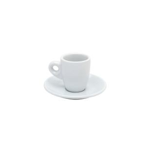 Jogo Com 6 Xícaras Para Café De Porcelana