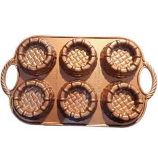 Mini Formas Nordic Ware Shortcake Baskets