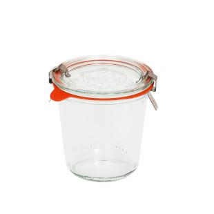 Pote de Vidro Weck Mold 290 ml