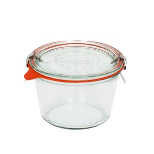 Pote de Vidro Weck Mold 370 ml