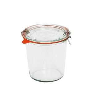 Pote de Vidro Weck Mold 580 ml