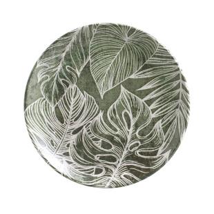 Prato De Sobremesa Coup Herbarium Platinum Porto Brasil