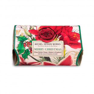 Sabonete Em Barra Merry Christmas Michel Design Works