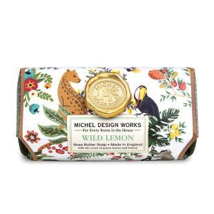 Sabonete Em Barra Wild Lemon Michel Design Works