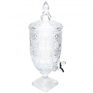 Dispenser De Cristal Wolff Starry 4 L