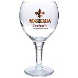 Taça Para Cerveja Bohemia Confraria 430Ml