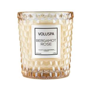 Vela Copo Trabalhado Bergamot Rose Voluspa 40H